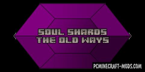 Soul Shards: Respawn - Farming Mobs Mod For Minecraft 1.14.4