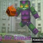 The Incredible Hulk Command Block For Minecraft 1.8.8, 1.8