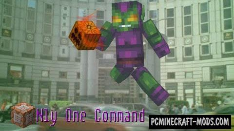 Green Goblin Command Block For Minecraft 1.8.8, 1.8