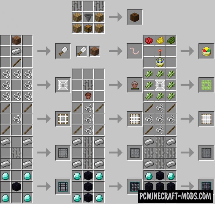 Water Strainer - New Blocks Mod For Minecraft 1.16.3, 1.15.2