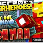Deadpool Command Block For Minecraft 1.8.8, 1.8