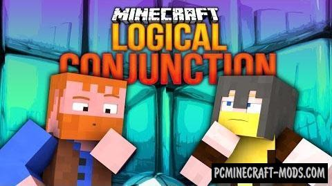 Logical Conjunction Map For Minecraft