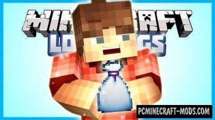 LootBags Mod For Minecraft 1.12.2, 1.11.2, 1.10.2, 1.7.10