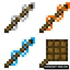 Magical Stick Mod For Minecraft 1.7.10