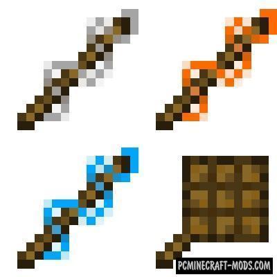 Magical Stick - Magic Mod For Minecraft 1.7.10