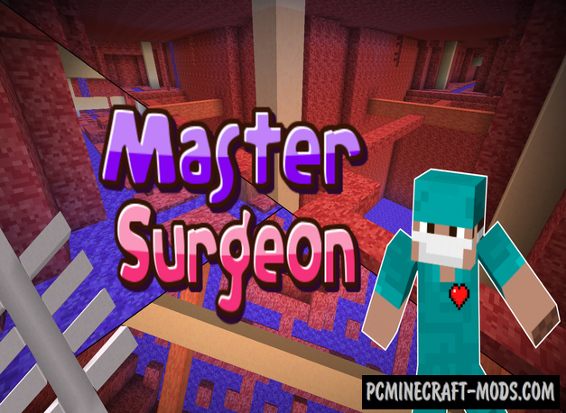 Master Surgeon Map For Minecraft
