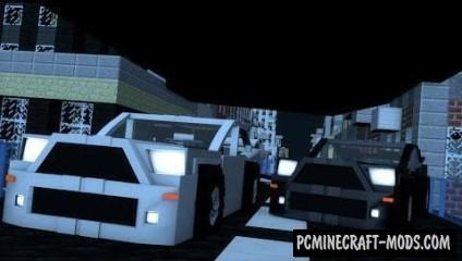 Minecar Racing - Minigame Map For Minecraft