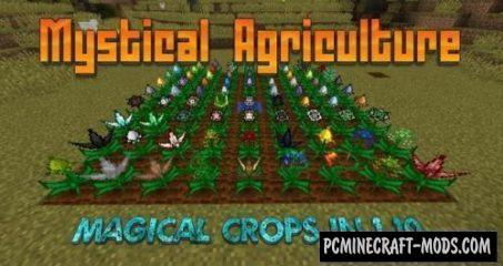 Mystical Agriculture - Farming Mod For MC 1.16.1, 1.15.2, 1.14.4