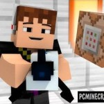 Herobrine Boss Command Block For Minecraft 1.8.8, 1.8