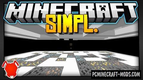 Simpl. - Puzzle Map For Minecraft