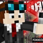 Lucky Blocks Command Block For Minecraft 1.8, 1.8.8