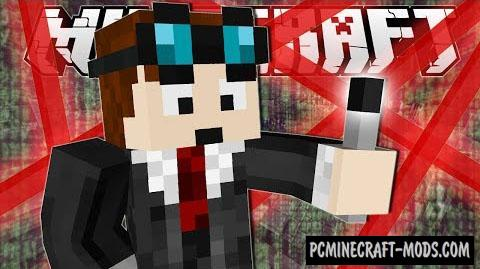 Spy Gear Command Block For Minecraft 1.8.9