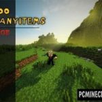 Everlasting Abilities Mod For Minecraft 1.12.2, 1.11.2, 1.10.2, 1.9.4