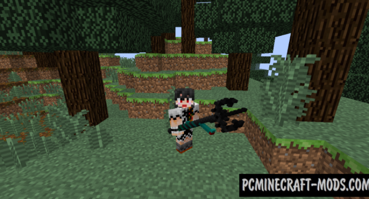 Grimoire-Of-Alice Mod For Minecraft 1.10.2, 1.7.10