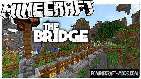 The Bridge - Puzzle Map For Minecraft