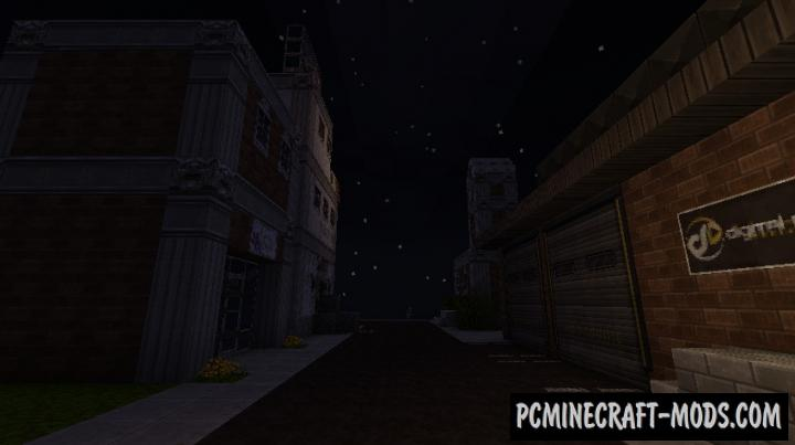 The End Is Extremely Nigh Resource Pack For Minecraft 1.8.9, 1.8, 1.7.10
