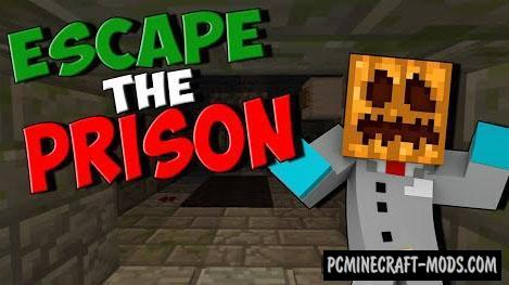 The Prison Map For Minecraft