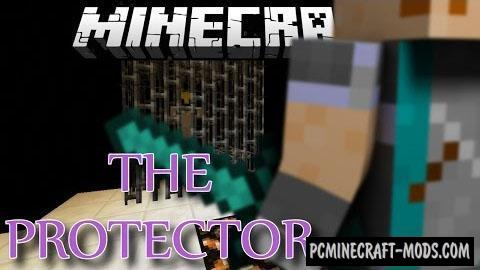 The Protector Map For Minecraft