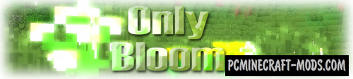 Only Bloom - Shaders Mod For Minecraft 1.8, 1.7.10