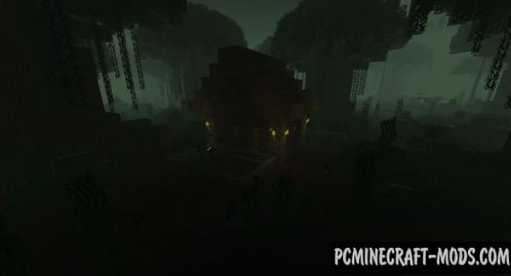 The Betweenlands - New Dimension/Mobs Mod MC 1.12.2