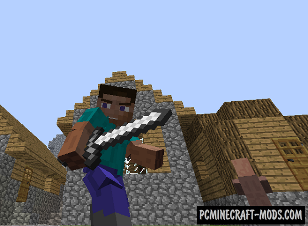 Animated Player - Shaders Mod For Minecraft 1.7.10, 1.6.4