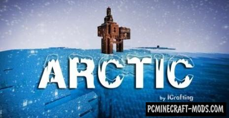 ARCTIC Map For Minecraft