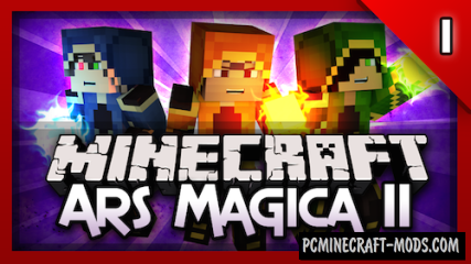 Ars Magica 2 Mod For Minecraft 1.7.10, 1.7.2, 1.6.4