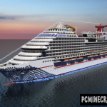 Carnival Triumph Cruise Ship Map For Minecraft