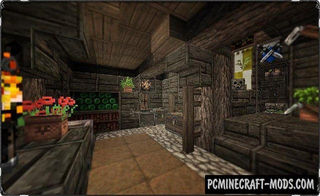 Conquest Resource Pack For Minecraft 1.9, 1.8.9, 1.7.10