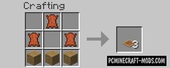 Davincis Vessels - Vehicle Mod Minecraft 1.12.2, 1.8.9, 1.7.10