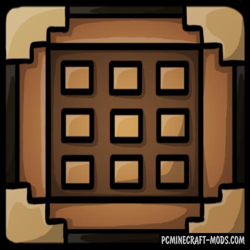 RealBench - GUI Tweak Mod For Minecraft 1.12.2, 1.8.9, 1.7.10