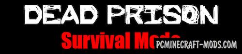 Dead Prison – Survival Map For Minecraft