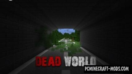 Dead World Map For Minecraft