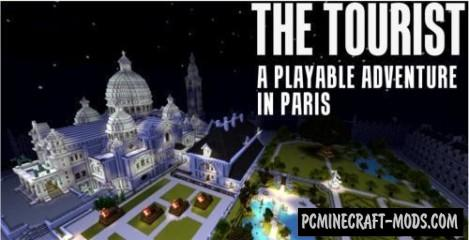 The Tourist Map For Minecraft