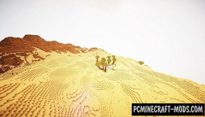 Fantasy - Adventure, RPG, Terrain Map For Minecraft