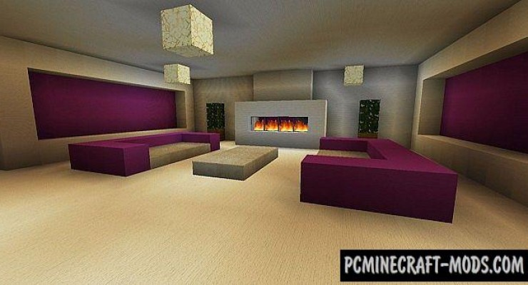 Flows HD 128x128, 64x64 Resource Pack For Minecraft 1.14.4