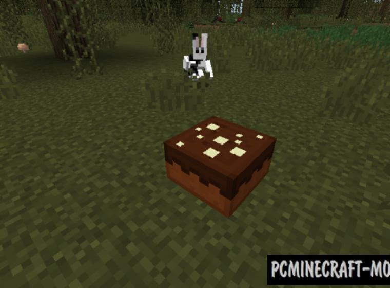 ZeiyoCraft - Armor, Food, Weapon Mod For Minecraft 1.12.2