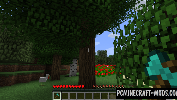 Reap Mod For Minecraft 1.13, 1.12.2, 1.11.2, 1.10.2