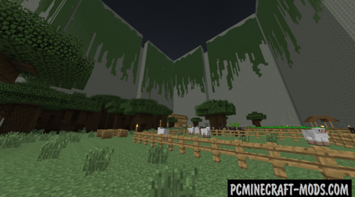 The Maze Runner Map For Minecraft 1 15, 1 14 4 | PC Java Mods