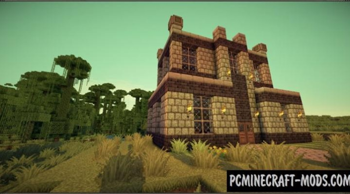 Johnsmith Legacy 32x Resource Pack For MC 1.15.2, 1.14.4