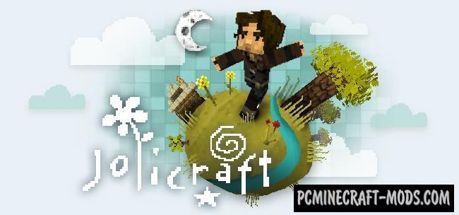 Jolicraft 16x Resource Pack For Minecraft 1.16.5, 1.16.4, 1.15.2