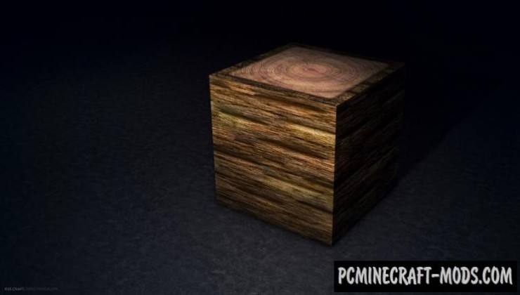 R3D.CRAFT - Smooth Realism Resource Pack MC 1.15.2