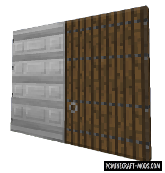 Roxa S Tall Doors Decor Mod For Minecraft 1 8 9 1 7 10 Pc Java Mods