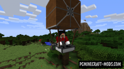 ViesCraft Mod For Minecraft 1.12.2, 1.11.2, 1.10.2, 1.9.4