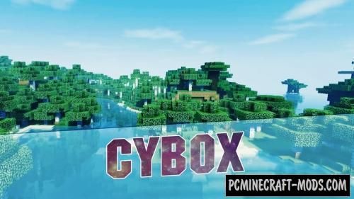 CYBOX Shaders Mod For Minecraft 1.11, 1.10.2, 1.9.4, 1.7.10