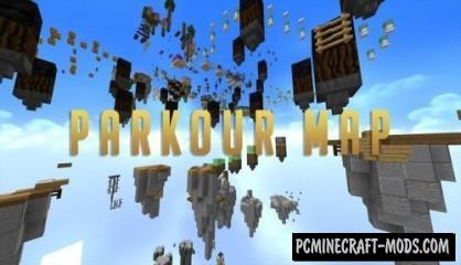 LaFourchette Challenge Map For Minecraft