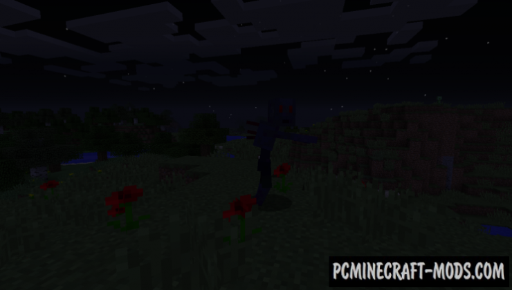 Deadly monsters Mod For Minecraft 1.12.2, 1.11.2, 1.10.2, 1.9.4