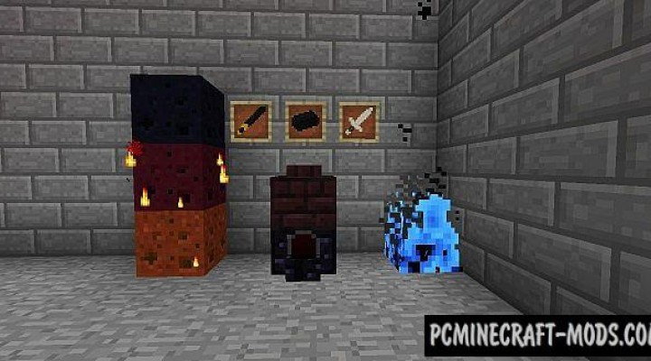 MoSwords - Weapons Mod For Minecraft 1.12.2, 1.7.10