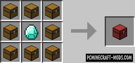 Multi Page Chest Mod For Minecraft 1.12.2, 1.11.2, 1.10.2, 1.8.9