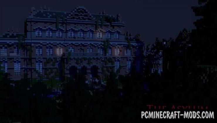 The Asylum Map For Minecraft